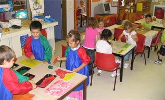 Preschool Work Groups